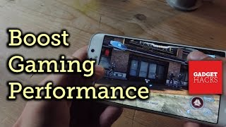 Boost Game Performance on Your Samsung Galaxy S6 or Galaxy Note 4 [How-To]