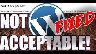 видео Как в WordPress создать список запрещенных слов в заголовках?