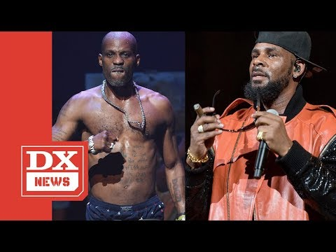 DMX Recalls Going To Record W R Kelly & He Was Locked In A Room With A Minor