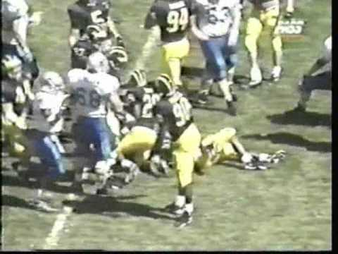 1995: Michigan 24 Memphis 7