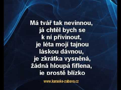 Michal David - Ruská Máša není česká Dáša (karaoke z www.karaoke-zabava.cz)