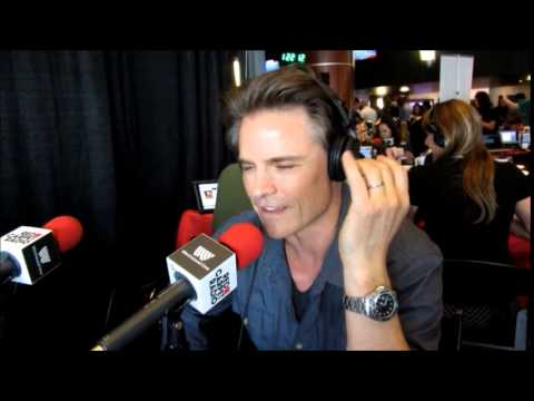 Dylan Neal on Fifty Shades of Grey's Director, Nudity, Rating and the Final Product