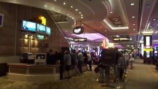 Las Vegas Palazzo, Canal Shoppes , Venetian, Gondolas Walk Through Episode 1