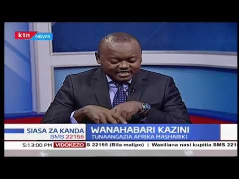 Wanahabari Afrika Mashariki (Sehemu Ya Kwanza) |SIASA ZA KANDA