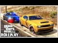 GTA 5 Roleplay - Police Officer Flips Car in Huge Police Chase   RedlineRP #42