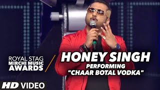 Honey Singh Rocking Performance on