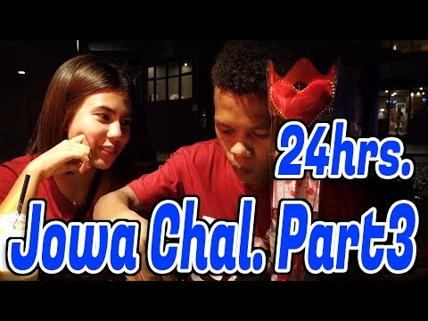 Mariano And Kat 24HOURS MAG JOWA CHALLENGE Part3 Valentines Special | SY Talent Entertainment