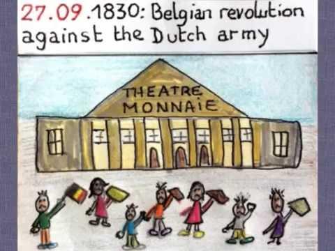 History of Belgium