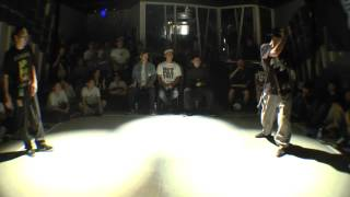 ICHI Vs NABETA BEST4 SUPER FRIDAY 15 9 11 LOCKIN DANCE BATTLE