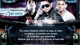 """La Pregunta Remix"" Letra - J. Alvarez Ft. Daddy Yankee, Tito el Bambino ★New Reggaeton 2012★"