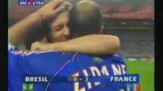 La France, gagnante de la Coupe du Monde 1998