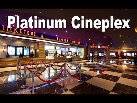 Platinum Cineplex  at Sorya market phnom penh