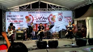 J-Rocks - the beginning (cover) one ok rock @BXChange Mall