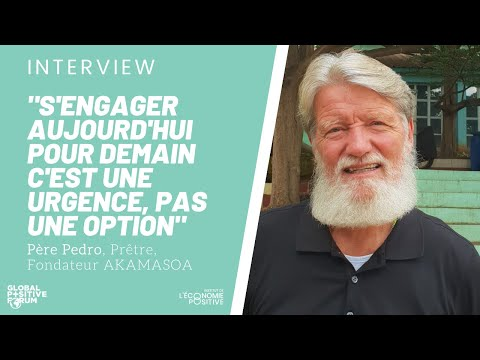LUTTE CONTRE LA PAUVRETÉ À MADAGASCAR : Interview Père Pedro - GPF 2019