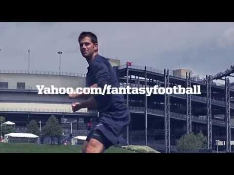 Winning Yahoo Fantasy Football with Stephen Gostkowski