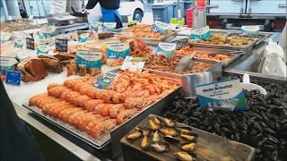 Les prix de poissons et les fruits de mer en France 🇫🇷