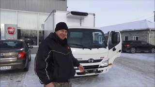 видео Ремонт электрооборудования грузовиков Hino (Хино) в Москве – автосервис АвтоТехРемонт