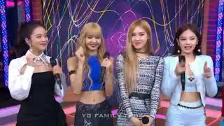 [Live] BLACKPINK - Talk + Ddu Du Ddu Du @Good Morning America 190112