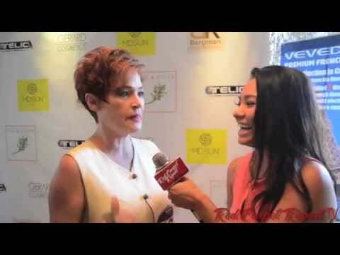 Carolyn Hennesy at Doris Bergman's 5th Annual Pre-Emmys Gift Lounge #BergmanEmmys