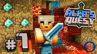 Minecraft - Ali-A's Quest #7 -