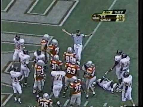 2002: Ohio State v. Texas Tech (Drive-Thru)