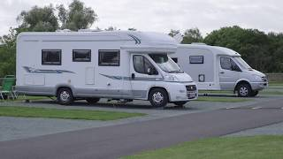Practical Caravan's campsite reviews – Ludlow Touring Park