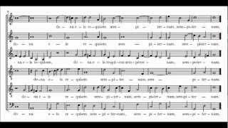 VII. Agnus Dei. Officium defunctorum - Tomás Luis de Victoria