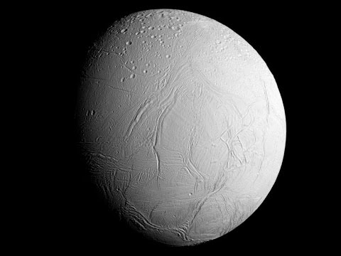 NASA finds hints of life-sustaining ocean features on Saturn's moon Enceladus