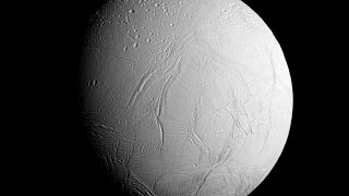 NASA finds hints of life-sustaining ocean features on Saturn's moon Enceladus