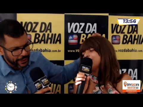 Live- Meio- dia e Meia com Marcus Augusto, hoje Melhores do ano da ACESAJ e Anna Catarine