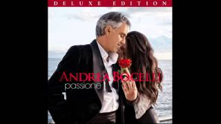 Andrea Bocelli - Love Me Tender (Love In Portofino) - Instrumental