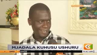 Ramogi: Rais yuko pahali pagumu ndio maana akasimamia katikati