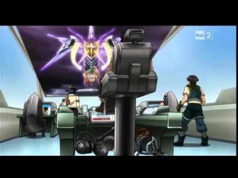 BS02 Battle Spirits Brave Ita ep 32 - Barone contro Watari