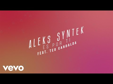 Aleks Syntek - Es por Ti (Karaoke Version) ft. Teo Cardalda