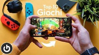 Top 10 Giochi GRATIS per il TUO Smartphone! | Passatempo | Android & IOS 2020