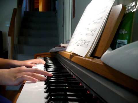 My Chemical Romance- Disenchanted- Piano