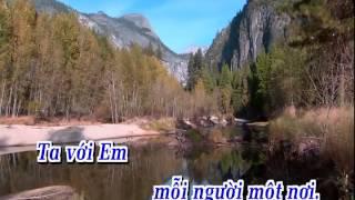 Tình Xưa Nghĩa Cũ 3 - Jimmy Nguyễn [Karaoke]