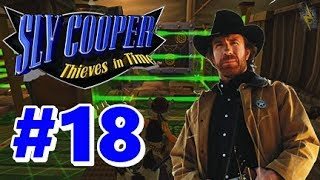 Sly Cooper 4 Thieves in Time PS3 #18 - Well Guess What?