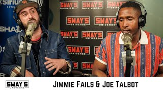 Jimmie Fails & Joe Talbot Speaks On 'The Last Black Man In San Francisco' | Sway's Universe