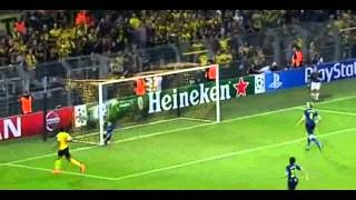 Video Gol Pertandingan Borussia Dortmund vs Arsenal