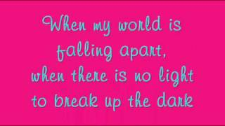 Miley Cyrus - When I Look At You (with lyrics + DOWNLOAD LINK) FULL SONG HQ