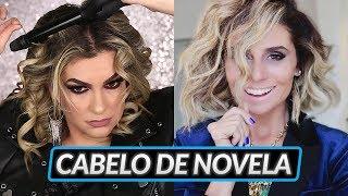 CABELO DA ARIELLA/LUZIA DA NOVELA POR ALICE SALAZAR