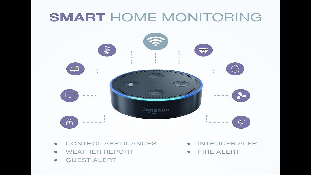 Smart Home Monitoring Using Alexa and Arduino: 9 Steps (with