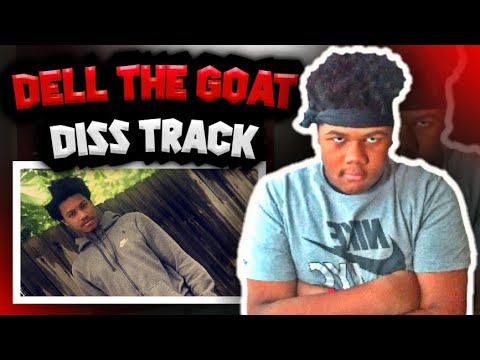He Said Pull Up🚘😱 | Dell The Goat Diss Track!?😐