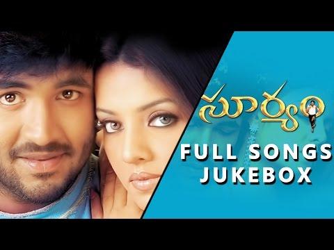 Suryam Telugu Movie Songs Jukebox || Vishnu, Celina Jaitly
