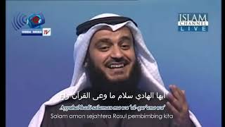 Download Lagu Lirik dan Arti Tala Al Badru Alayna   Mishary rashid Alafashy mp3