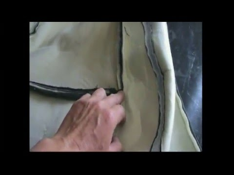 видео: Как перешить салон авто своими руками .Фишки и советы .