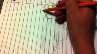 How to draw AJ
