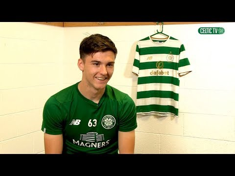 Celtic FC - All About... Kieran Tierney