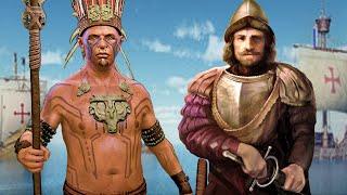 Natives and Conquerors - America